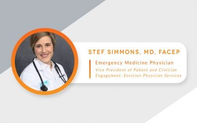Meet Our Faculty: Dr. Stefanie Simmons, Emergency Medicine Physician