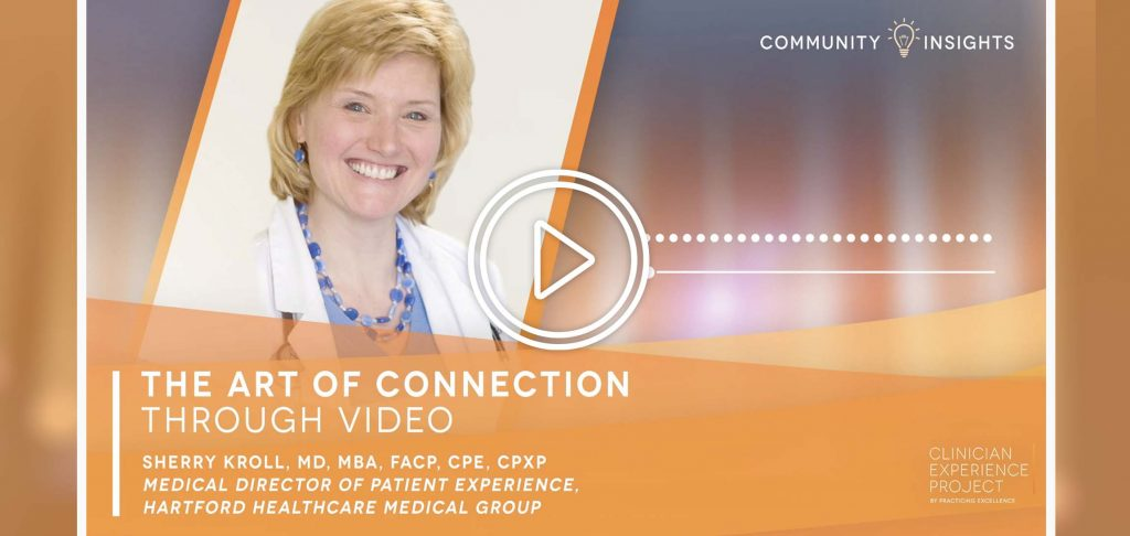 Clinician Experience Project Sherry Kroll