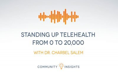 Standing Up Telehealth From 0 To 20,000